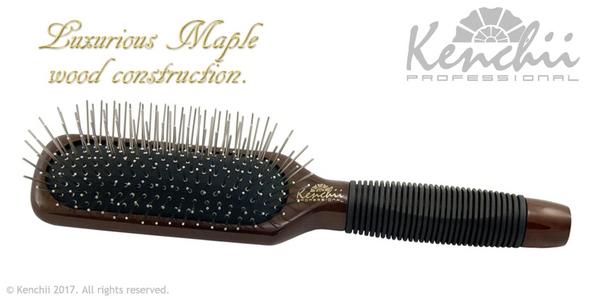 Kenchii Metal Pin Oblong Brush Large