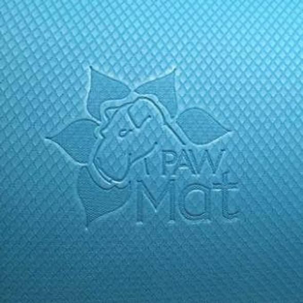 Paw Mat Blue