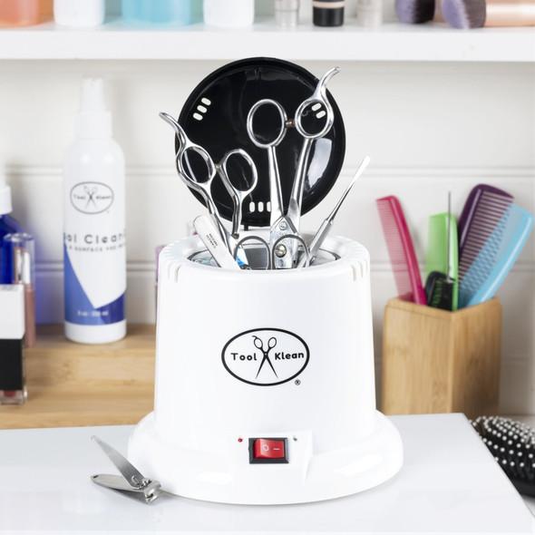 Tool Klean Hot Cup Tool Sanitizer - White