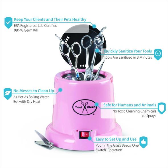 Tool Klean Hot Cup Tool Sanitizer - Purple