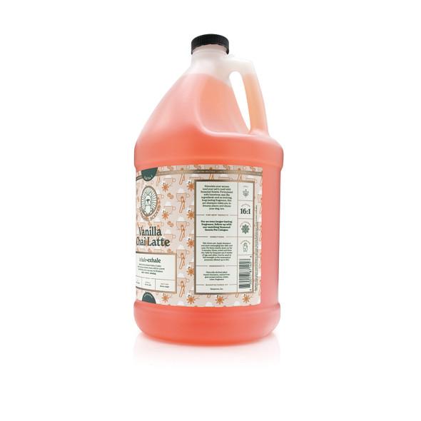 Seasonal Scents Vanilla Chai Latte Shampoo Gallon