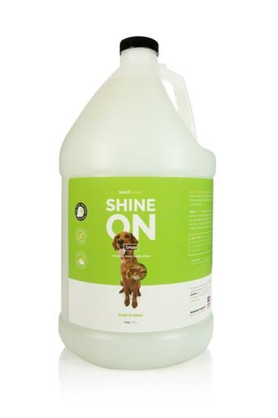Bark2Basics Shine-On Spray, Gallon