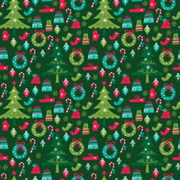 Trendy Christmas Bandana