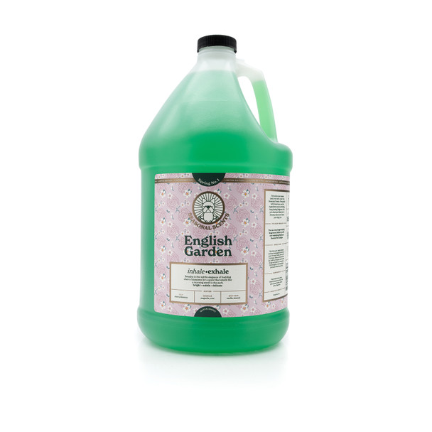 Seasonal Scents English Garden Shampoo Gallon