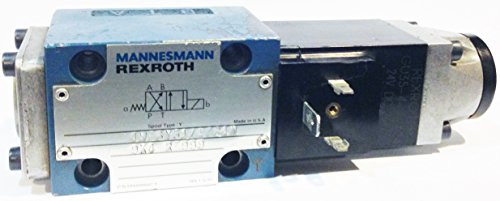 Bosch Rexroth AG 3WE6B51/AG24N9K4 RE999 Directional Spool Valve, Direct Operated