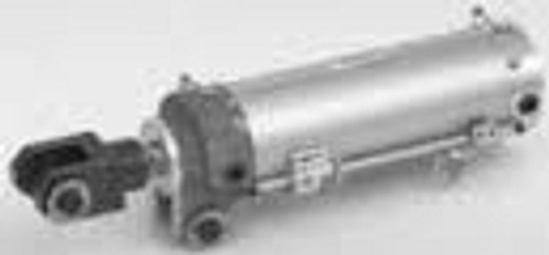 CKD CAC3-A-63-125-Y1 Air Pneumatic Position Locking Clamp Cylinder, 63mm Bore
