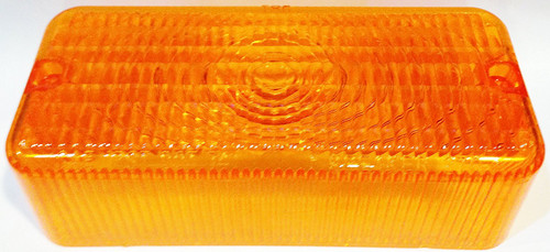 Hyster HY 865754 Amber Light Lens for Forklift