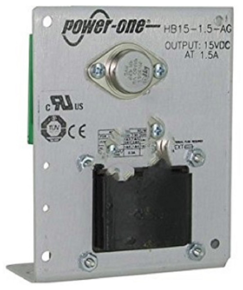 Power One HB15-1.5-A Linear Series Panel Mount Power Supply