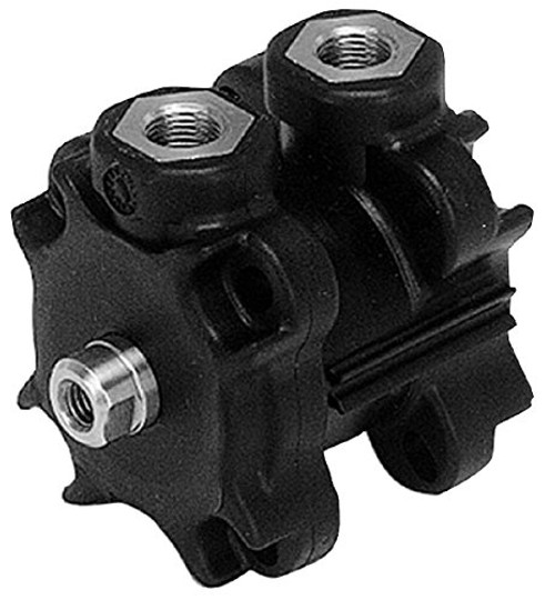 Bosch Rexroth 270-212-010-0 Short-Stroke Cylinder, Double Acting, 10mm Stroke