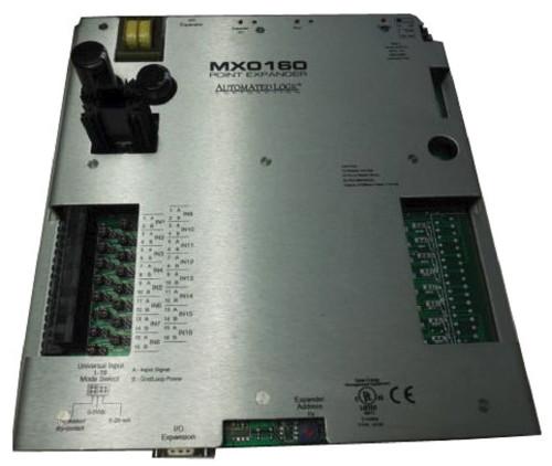 ALC Automated Logic Corp MX0160 Point Expander Control Module 16 Universal Input
