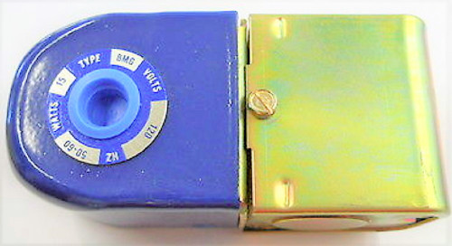 Alco Emerson BMG-120 Type BMG Solenoid Coil for Valve, 120 Volts, 15 Watts