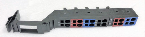 GE Fanuc IC220TBK122A I/O Terminal Strip, For PLC Input, 12-Position, Spring