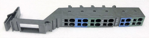 General Electric Fanuc IC220TBK123A I/O Terminal Strip, 12-Position, Spring, CLR