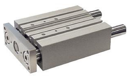 SMC Corp MGPM50-115A-Y7BWSC-C19 Compact Cylinder Guide, Side Bearing, 50mm Bore