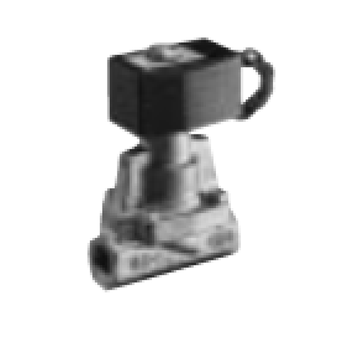 CKD Corporation AP11-8A Pilot Operated Solenoid Valve, 2-Port, 100 VAC, 50-60Hz
