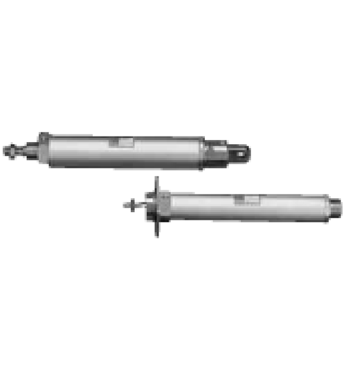 CKD Corporation CMA2-30-105 Medium Bore Size Cylinder, Standard Single Rod