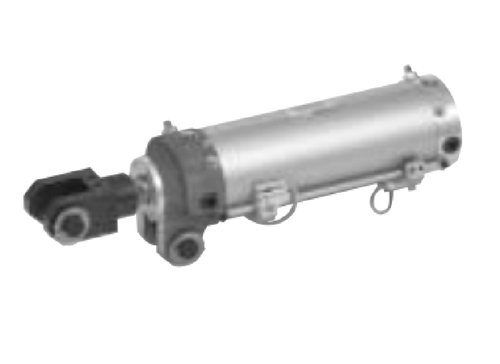 CKD Corporation CAC3-A-50H-100-Y1 Clamp Cylinder, Bore 50 mm, Stroke 100 mm