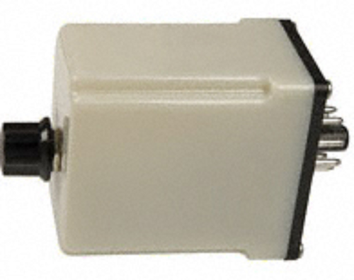Potter and Brumfield CB-1036D-39 Time Delay Relay, 30 VDC, 1.8s to 180s, 10A