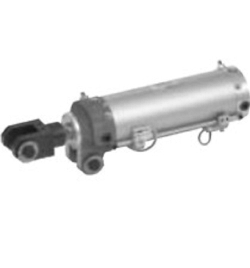 CKD CAC2-L2-A-50-80-Y1 Air Pneumatic Clamp Cylinder, 63mm Bore, 150mm Stroke