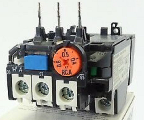 Mitsubishi Corporation TH-K12ABKP Thermal Overload Relay Heater, 660 Volts