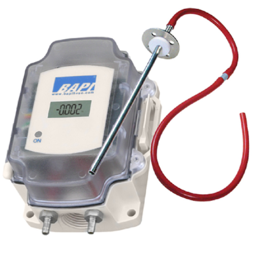 Bapi ZPS-20-SR71-BB-ST-D Zone Pressure Sensor 0 to 1.00 inches WC, With Display