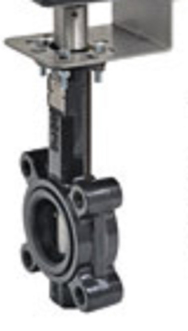 Belimo F680 Butterfly Valve, Without Actuator