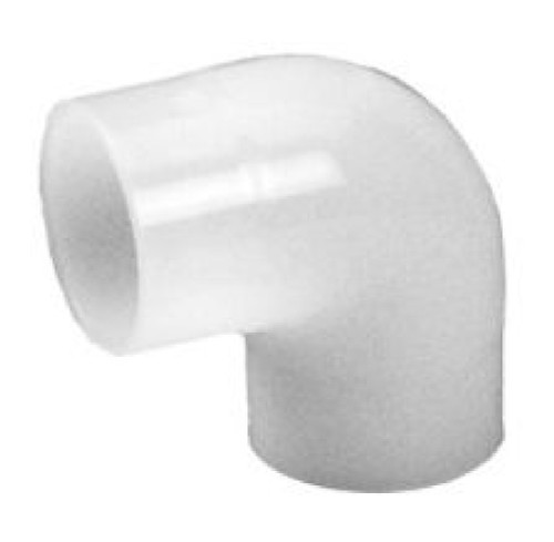 Georg Fischer 735 108 608 735108608 90deg Elbow, PN16 Plain Butt