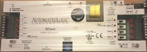 ALC Automated Logic Corporation MX440 M-Line Expander Control Module, 4 Out 4 In