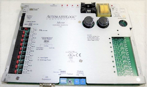 ALC Automated Logic Corporation M0100 M-Line Standalone Control Module, 10 In