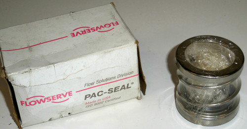 "Flowserve Unknown Pac-Seal Tower Pump Seal, Approx 2-1/8"" Diameter x 2-1/4"" L"
