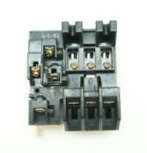 Fuji Electric TR-1SN 6-9A Thermal Overload Relay, 6 to 9 Amp