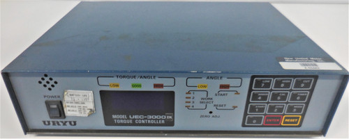 Uryu Seisaku UEC-3000 Without Power Adapter Assembly Tool Torque Control Unit