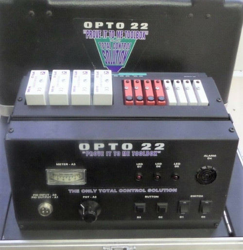 Opto 22 Prove It To Me Toolbox Training Kit