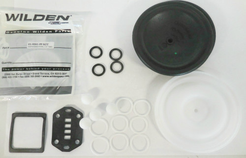 Wilden M1/ST-RBK Rebuild Kit for M1/ST Air Operated Diaphragm Pump