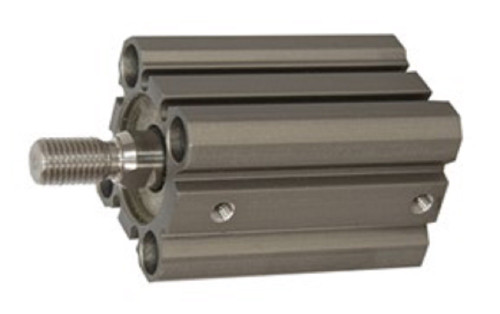 Bimba EF-6325-E Compact Air Pneumatic Cylinder, 63mm Bore, 25mm Stroke