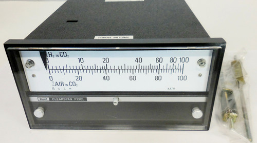 Kent P130/317/00 Series P130L Analog Panel Meter Gauge