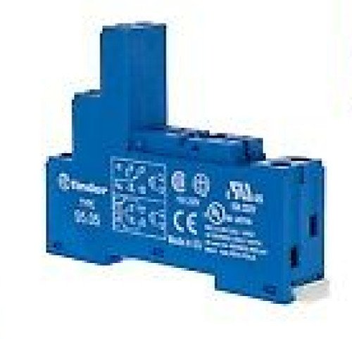 Finder Relays 95.55 Socket for 40 44 Series Relays