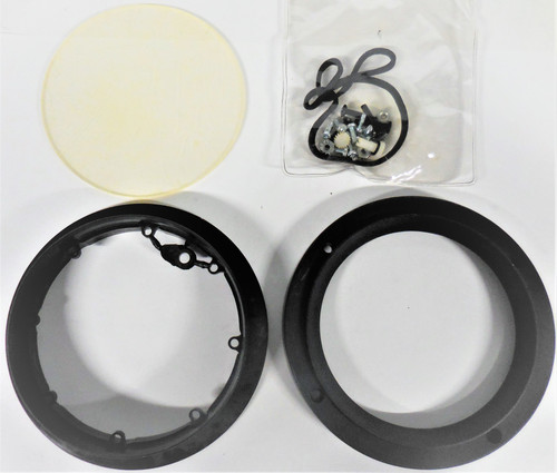 Unknown Unknown Gauge Face Assembly Hardware, Include Lens Packing Bezel Etc