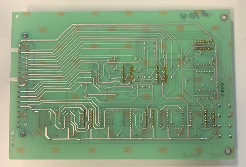 Westinghouse 3360C94G01 Circuit Board, Counter, Use STC 430885 Aftr MMOD 01-0526
