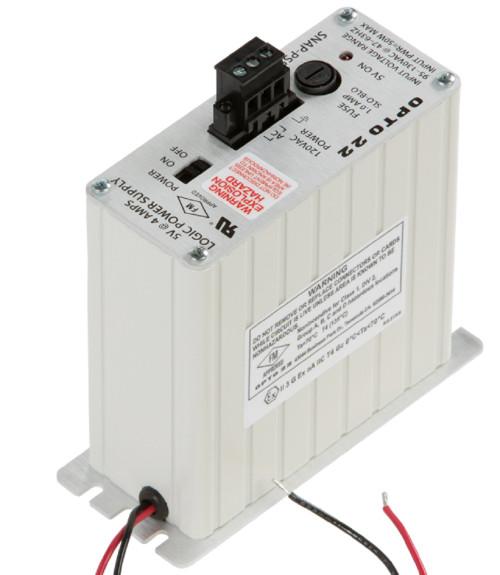 Opto 22 SNAP-PS5 SNAP Power Supply, 110 VAC to 5 VDC