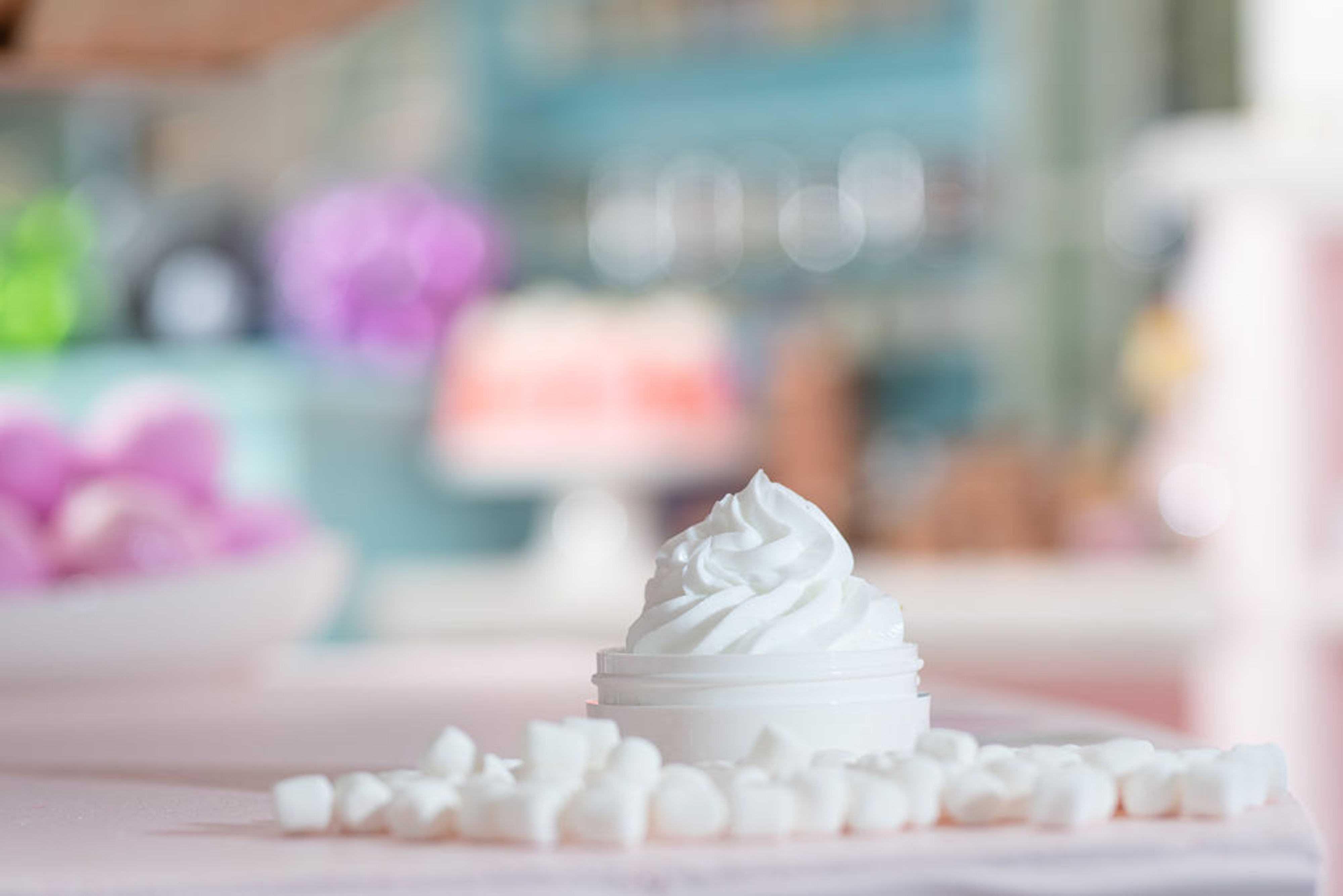 Marshmallow Dream Cream (fluffy & quenching)