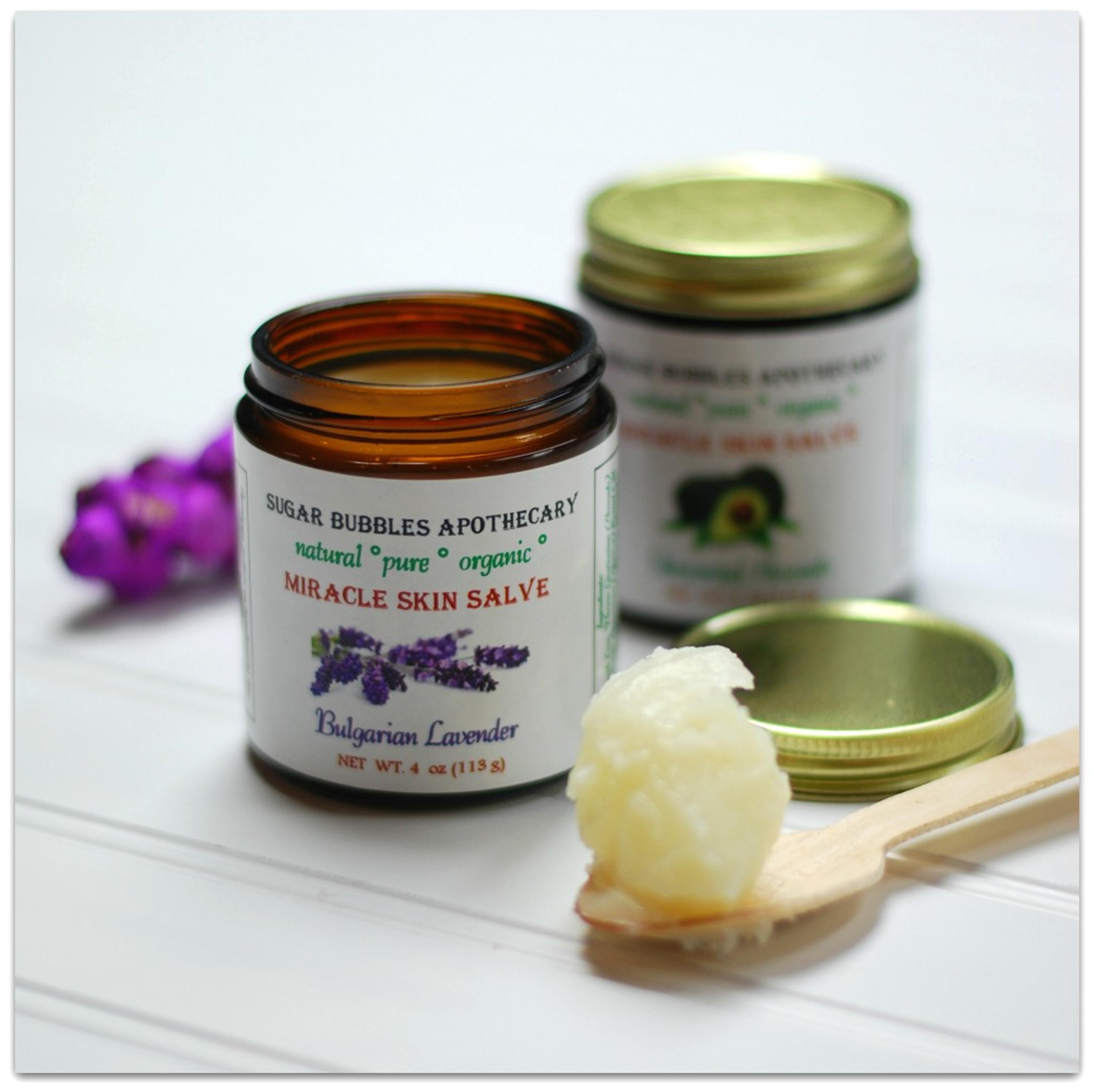 Miracle Skin Salve (dense & nourishing)