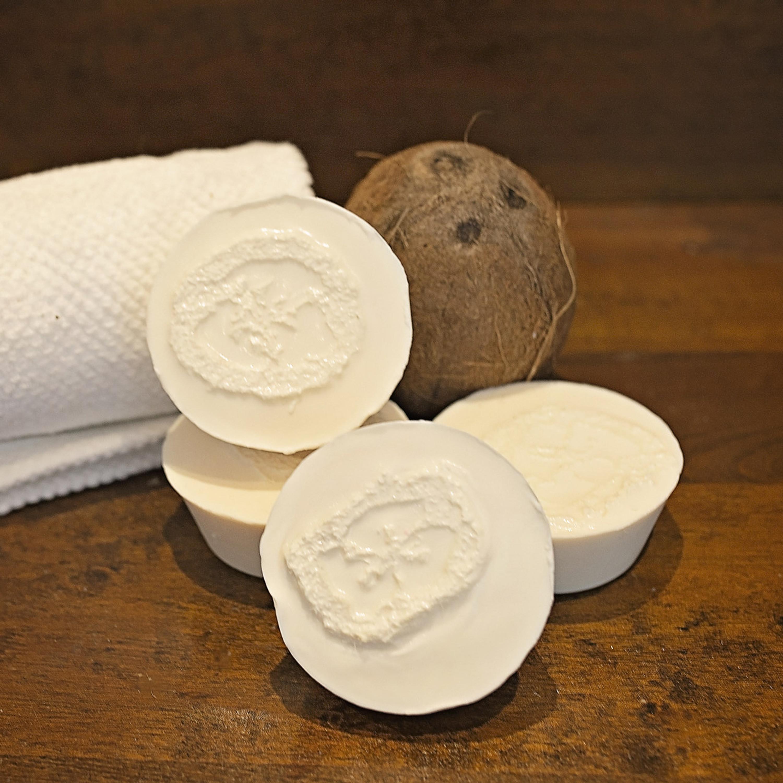 Sun Kissed Coconut Loofah Soap