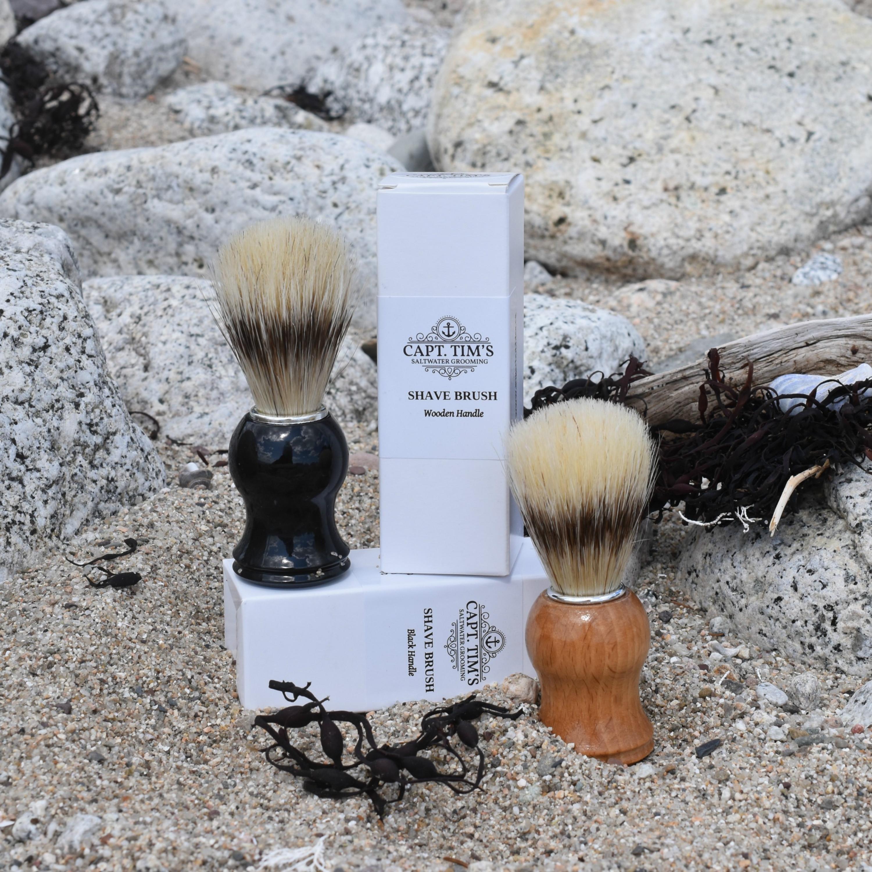 Sea Urchin Shave Brush
