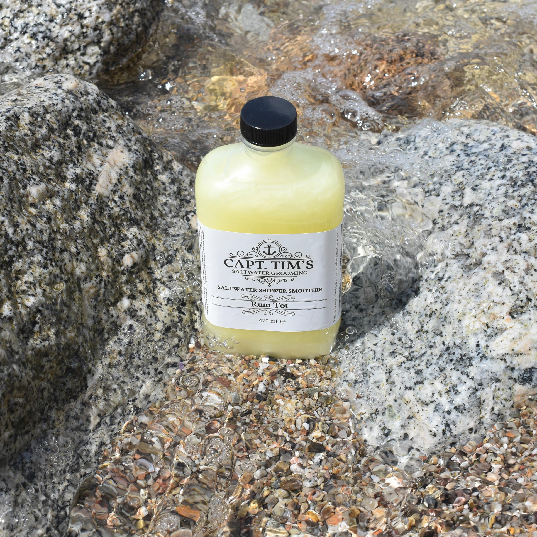 Rum Tot Saltwater Smoothie