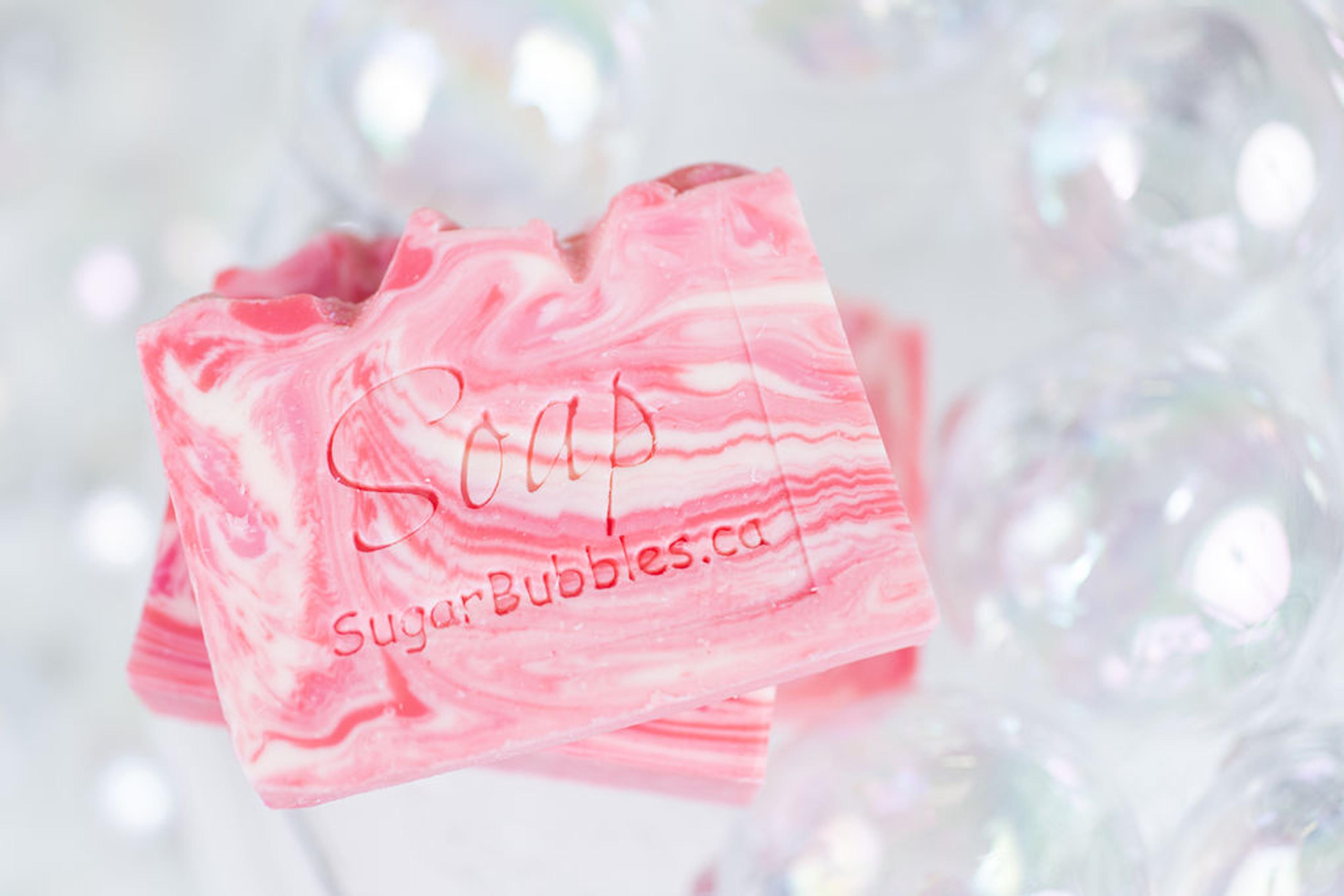 Miss Cherry Bomb Soap