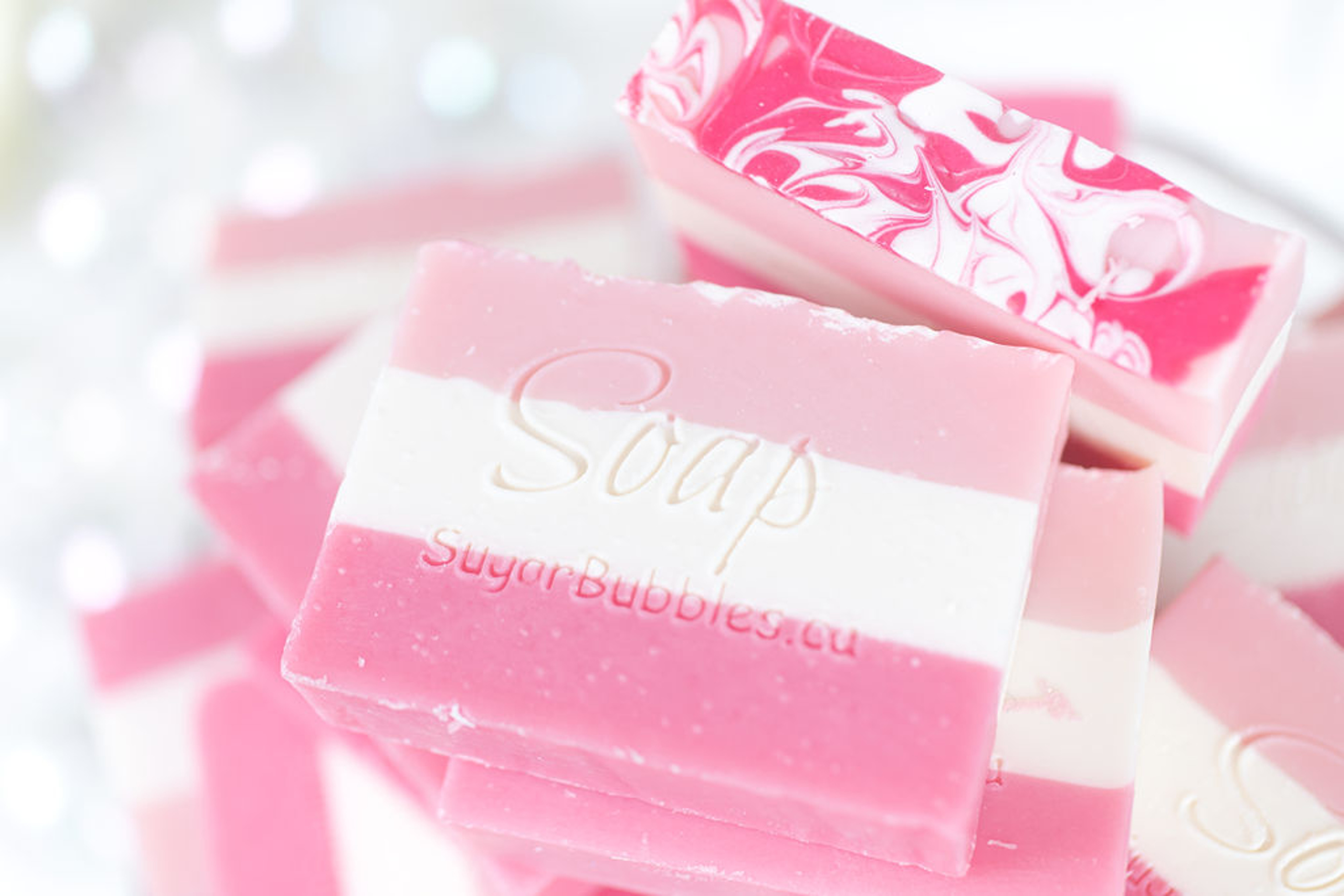 Annapolis Valley Apple Blossom Soap