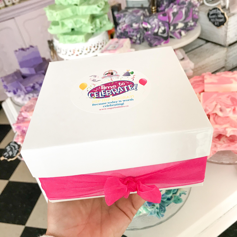 Celebration Box $75