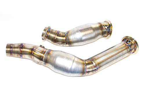 BMW M3/M4 Catted S55 Downpipes