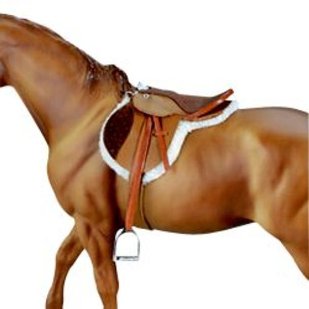 Breyer Horses Devon English Hunt Seat Saddle PRIME PRICING plus FREE SHIPPING